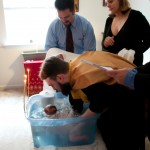 On Baptizing My Daughter
