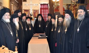 The Holy Synod on the Day of Union