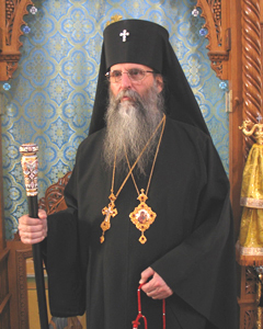 Archbishop Gregory of Colorado